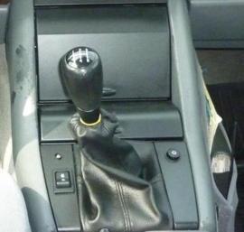 Renault Safrane 1 - Echt leder pookhoes
