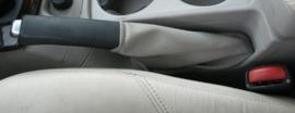 Volvo V50 2004-2012 - Echt leder handremhoes