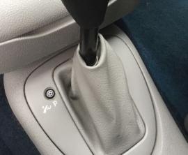 Renault Megane Scenic 1(automaat) - Echt leder pookhoes
