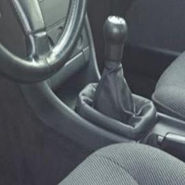 Audi 100 C4 - Echt leder pookhoes