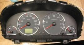 Peugeot Partner 1 / Berlingo 1 - Verchroomde aluminium Tellerringen