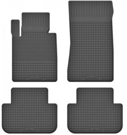 Rubber automatten BMW 6s. E63 / E64 (2003-2010)