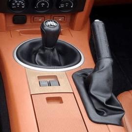 Mazda MX-5 III NC - Echt leder pookhoes