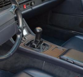 Porsche 968 - Echt leder pookhoes