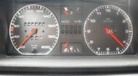 Volkswagen Golf II / Scirocco - Verchroomde aluminium Tellerringen