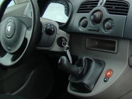Renault Kangoo II - Echt leder pookhoes