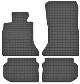 Rubber automatten BMW 5s. F10 / F11 (2010-2017)