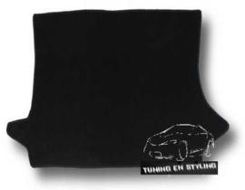 CLASSIC Velours Kofferbakmat voor Ford Fiesta Mk5 HB