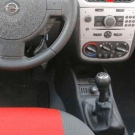 Opel Combo C 2001-2011 - Echt leder pookhoes