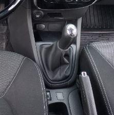 Renault Clio 4 - Echt leder pookhoes