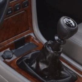 Chevrolet Evanda - Echt leder pookhoes