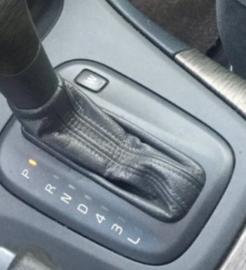 Volvo S60 I automaat 2000-2010 - Echt leder pookhoes