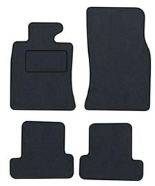 CLASSIC Velours automatten MINI Cooper II Cabrio 2009-2013