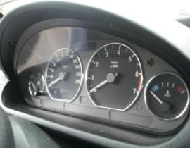 BMW E36 Z3 - Verchroomde aluminium Tellerringen