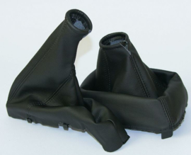 Opel Corsa B - Echt leder handremhoes