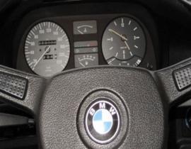 BMW E28 - Verchroomde aluminium Tellerringen