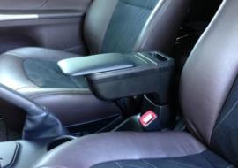 Mitsubishi Carisma 1995 - 1999 - Armsteun CarComfort, stof zwart