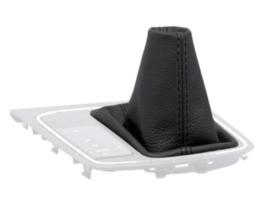 Seat Leon III DGS 2012-2016 - Echt leder pookhoes automaat