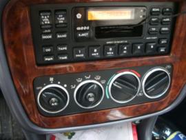 Chrysler Stratus - Verchroomde aluminium kachel ringen