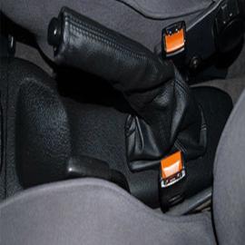 Seat Toledo 1 - Echt leder handremhoes