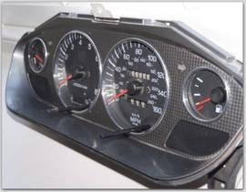 Nissan 200sx S14 - Verchroomde aluminium Tellerringen