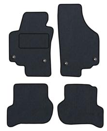 CLASSIC Velours automatten Seat Altea Freetrack 2004-2015