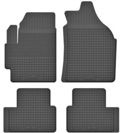 Rubber automatten Chevrolet Spark I 2005-2009
