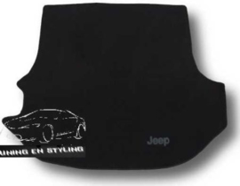 CLASSIC Velours Kofferbakmat Jeep Grand Cherokee WJ