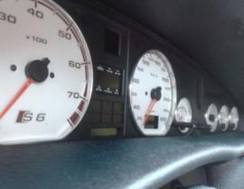 Tellerringen Audi 100
