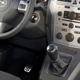 Opel Zafira B 2005-2014 - Echt leder pookhoes schakelpookhoes