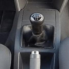 Volkswagen Polo 3 - Echt leder pookhoes