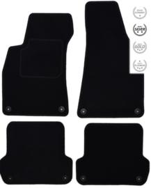 CLASSIC Velours automatten Seat Exeo 2008-2013