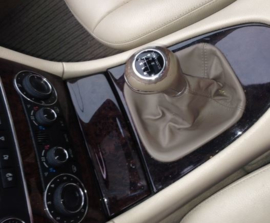 Mercedes CLK W209 - Echt leder pookhoes