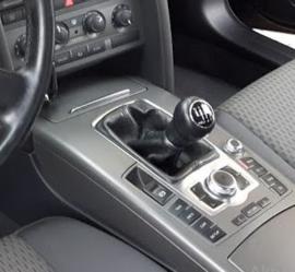 Audi A6 C6 - Echt leder pookhoes