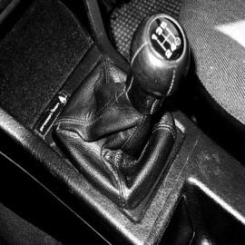 Audi 80 B3 B4 - Echt leder pookhoes