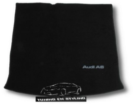 CLASSIC Velours Kofferbakmat  Audi A6 C5 sedan 1997-2004
