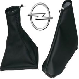 Opel Zafira A 1999-2005 - Echt leder handremhoes