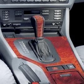 Bmw E38 E39 automaat - Echt leder pookhoes