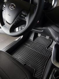 Rubber automatten Hyundai i30 III 2016- zwart