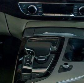 Audi Q7 II - Echt leder pookhoes