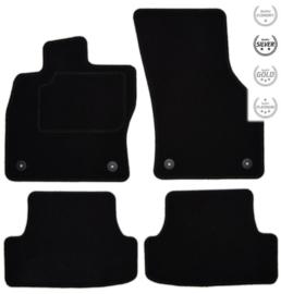 CLASSIC Velours automatten Seat Leon III 2012-