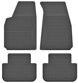 Rubber automatten Audi 100 C3 (1984-1990)