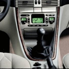 Lancia Lybra - Echt leder pookhoes