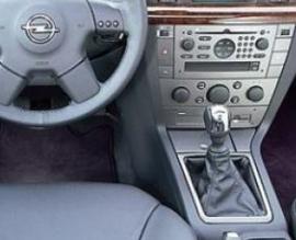 Opel Vectra C - Echt leder pookhoes