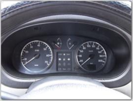 Opel Vivaro /Renault Master/Clio/Megane/Trafic - verchroomde  aluminium tellerringen