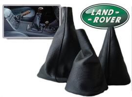 Land Rover Discovery - Echt leder tussenbak hoes