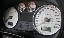 Seat Cordoba 1 / Ibiza 2 FL / Leon mk1 - Verchroomde aluminium Tellerringen