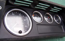 Land Rover Defender I - Verchroomde aluminium Tellerringen