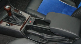 Bmw E46 - Echt leder handremhoes