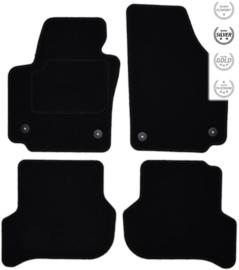 CLASSIC Velours automatten Seat Altea XL 2006-2015